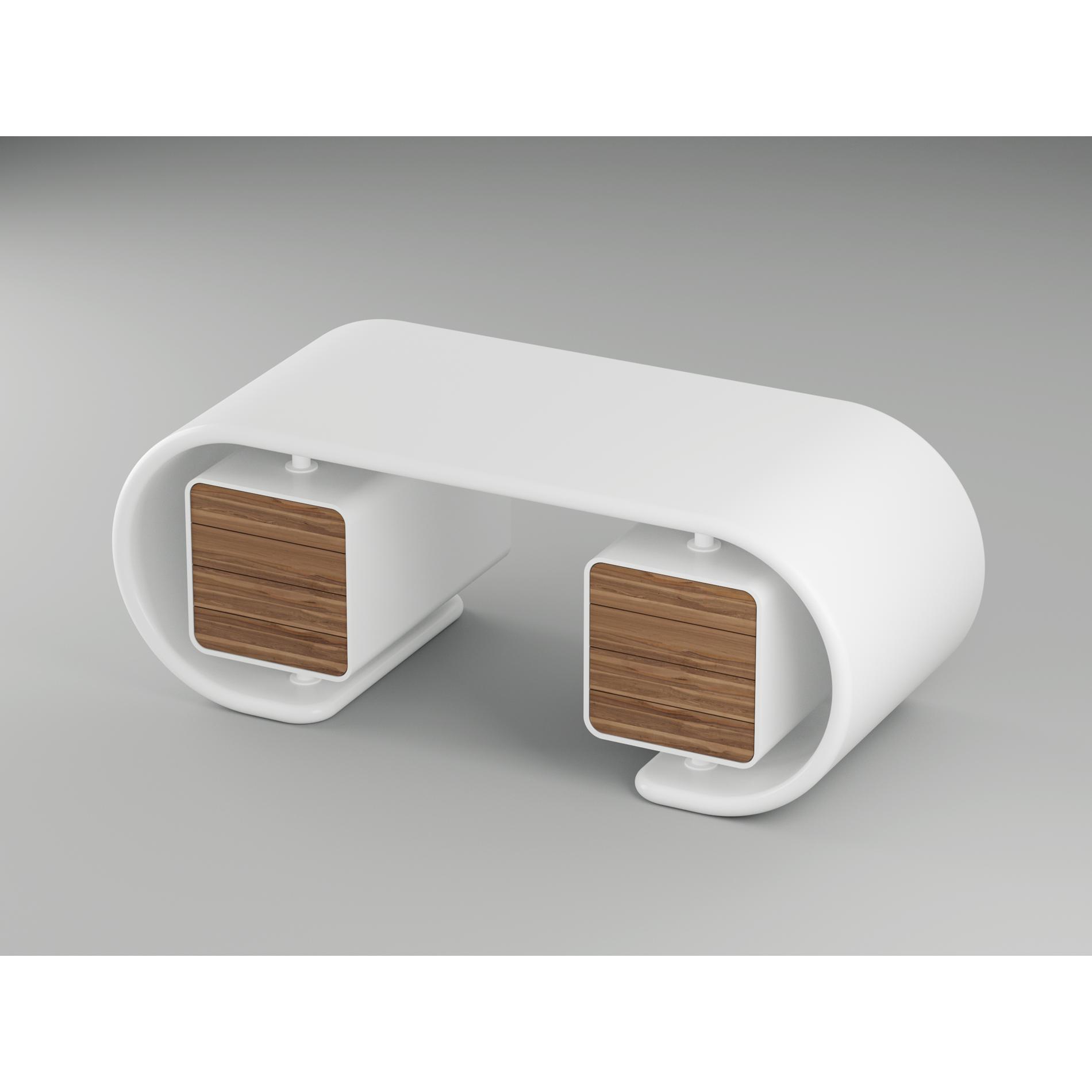 Schreibtisch «Clamp»