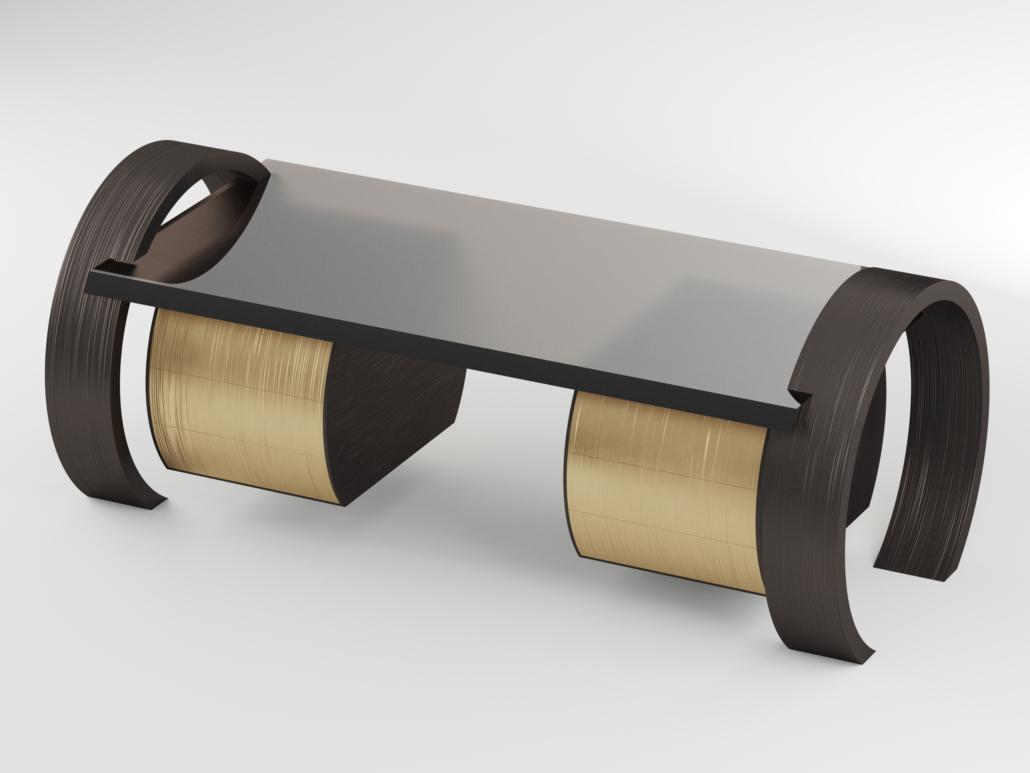 Schreibtisch «Wheels»